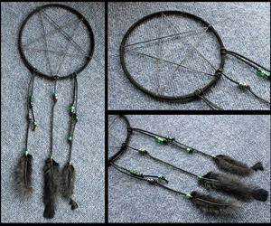 diy, Dream, and dreamcatcher image