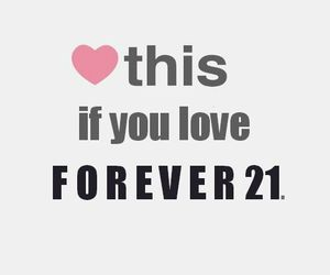 forever 21, clothes, and fashion image