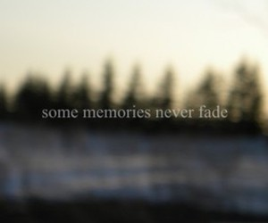 memories, text, and quote image