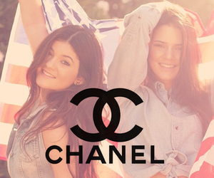 chanel, sisters, and kendall jenner image