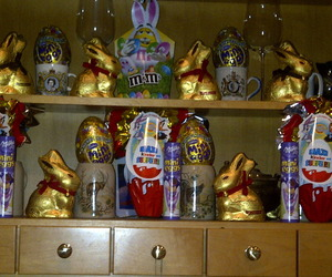 bunnies, kinder, and love image