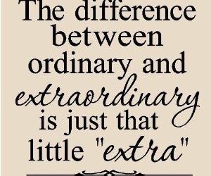 quote, extraordinary, and text image
