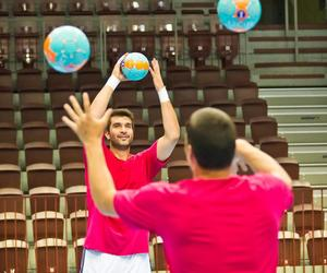 handball, mkb veszprém kc, and marco oneto image