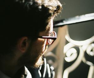 boy, glasses, and vintage image