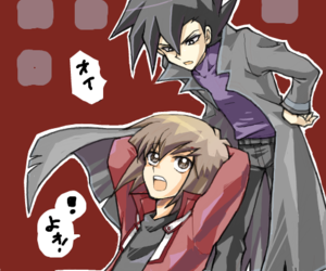 anime, chazz princeton, and yu-gi-oh gx image