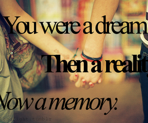 memories, Dream, and reality image
