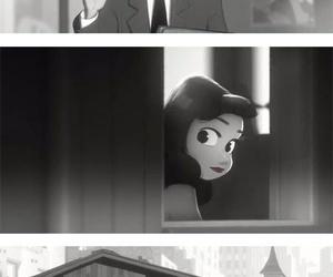 love, paperman, and pixar image