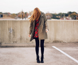 boots, hair, and tights image