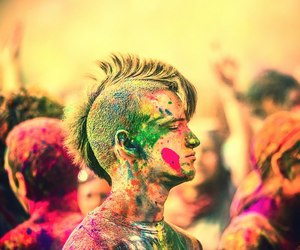 boy, colors, and punk image