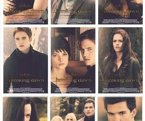 alice cullen, bella cullen, and Carlisle Cullen image
