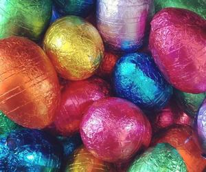 chocolate, easter, and eggs image