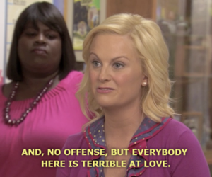 Amy Poehler, donna, and parks and recreation image