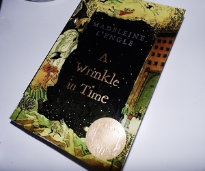 amazing, book, and a wrinkle in time image