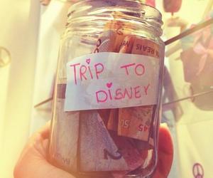 disney, trip, and money image