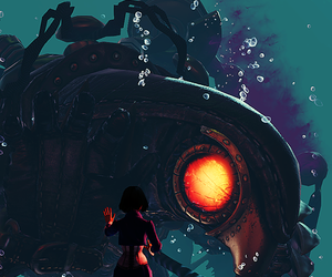 bioshock and bioshock: infinite image