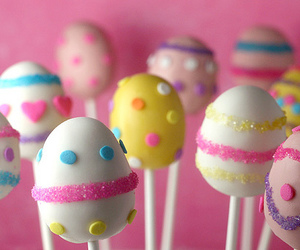 easter, eggs, and food image