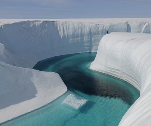 beauty, glaciers, and ice image