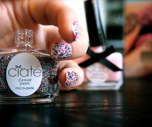 nails, colors, and ciaté image