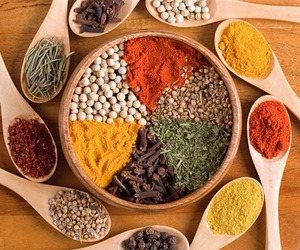 food and spices image