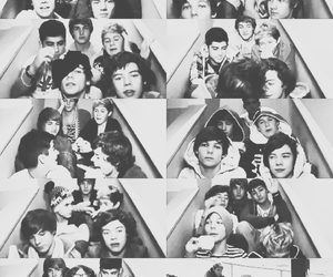 one direction, louis tomlinson, and 1d image