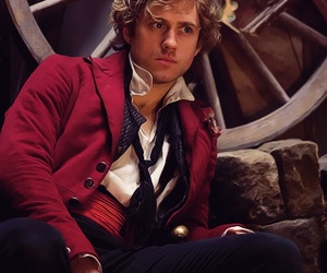 les miserables, aaron tveit, and enjolras image