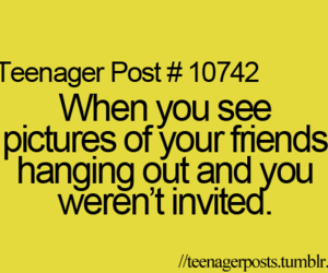 friends, quote, and teenager image