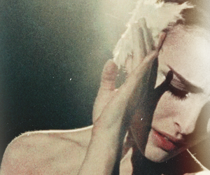 actress, black swan, and Dream image