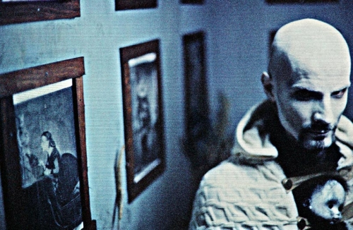Eugenio Recuenco, oliver reidel, and rammstein image