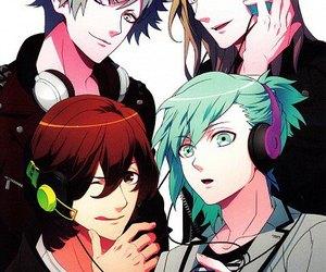 senpai and uta no prince-sama image