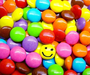 smile, sweet, and candy image