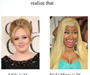 24, celebrity, and nicki minaj image