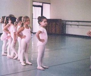 awww, babies, and dancing image