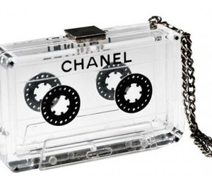 chanel, bag, and cassette image