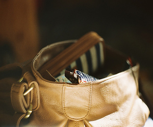 bag, indie, and photography image