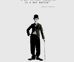 charlie chaplin and quote image