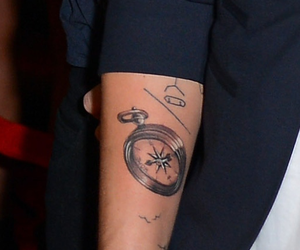 tattoo, louis tomlinson, and louis image
