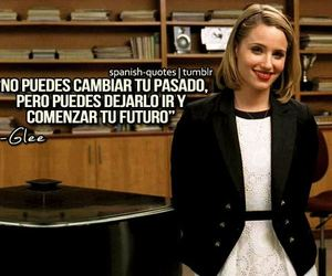 glee and frases image