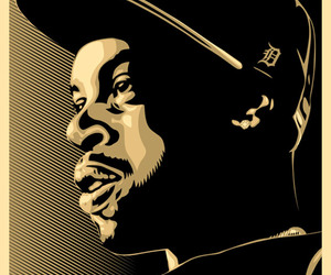 j dilla, legend, and obey image