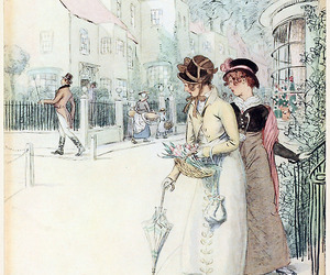 girls, ladies, and regency image