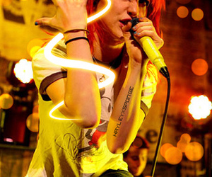 hayley williams, ignorance, and paramore image