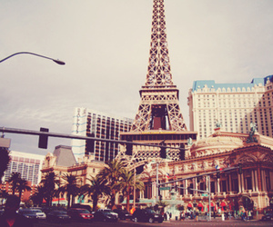 paris, Las Vegas, and city image