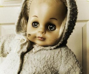 baby, beauty, and doll image