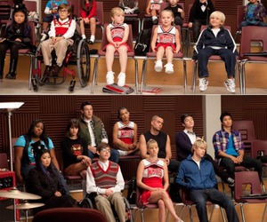 glee, cute, and baby image
