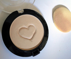 heart and makeup image