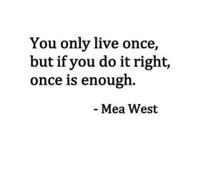 quote, life, and enough image