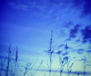 blue, sky, and clouds image