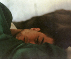 boy and sleep image
