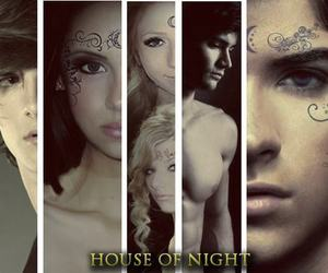 house of night, HoN, and stark image