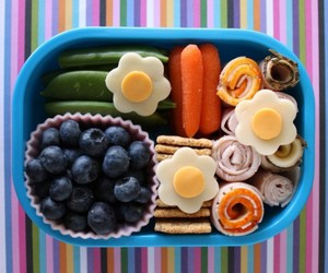 box, healthy, and lunch image