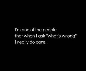care, quote, and people image